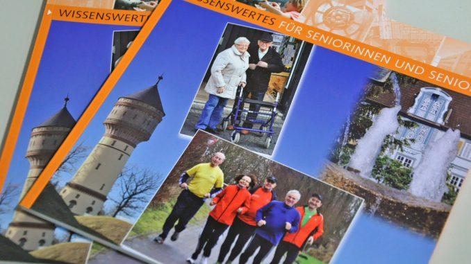 Broschüre Senioren