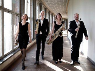 Saxophonquartett clair-obscur