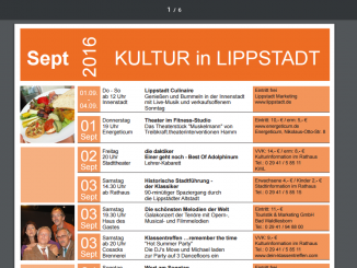 Kulturkalender Lippstadt