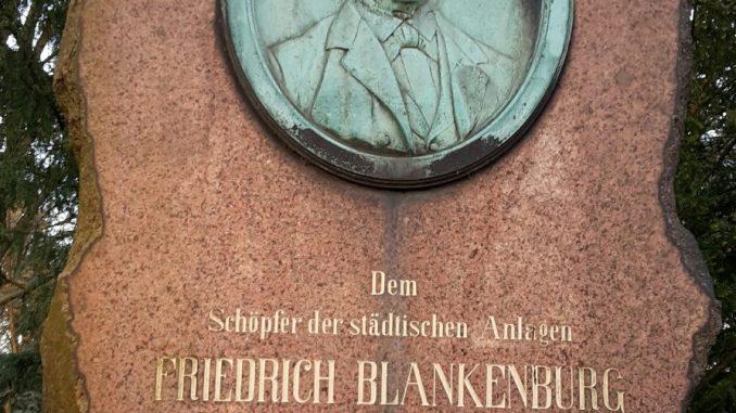 Blankenburg-Denkmal