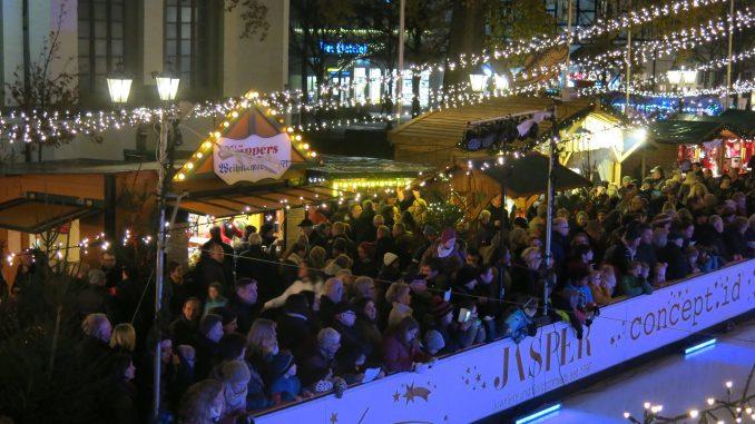 Weihnachtsmarkt - Eröffnung