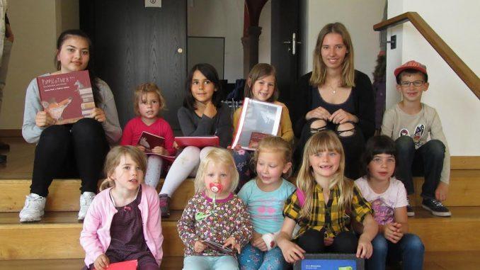 Projekt: Lesen und Digitale Medien