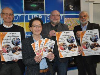 Die Organisatoren vom Seniorenbüro der Stadt Lippstadt