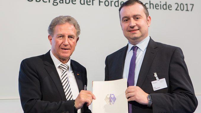 Norbert Barthle (MdB) und Frank Hockelmann