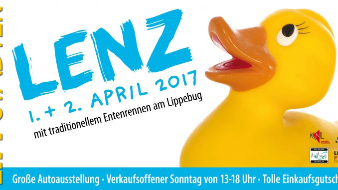 Logo - Lippstädter Lenz 2017