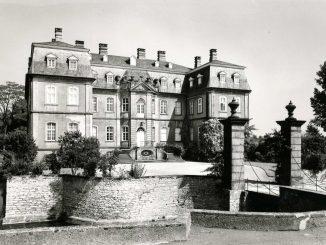 Schloss als Kreishaus