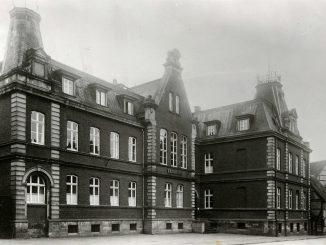Kreishaus Soest seit 129 Jahren am gleichen Ort