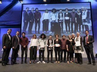 Verleihung des Integrationspreises im Schuppen 25 in