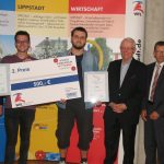 177073P 150x150 - Preisverleihung beim Schüler Businessplan-Wettbewerb Lippstadt