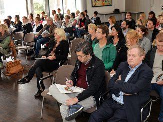 """Fachtagung """"Deutsch als Zweitsprache für Fachkräfte""""."""