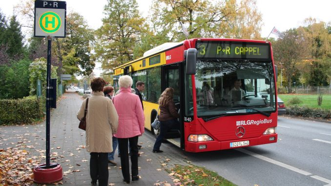 Herbstwoche - kostenloses Park and Ride 1