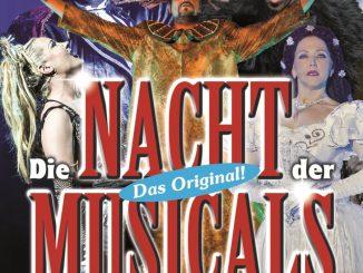 Die Nacht der Musicals, ASA Event
