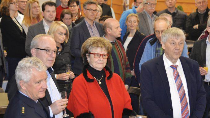 Neujahrsempfang Kreisverwaltung Soest