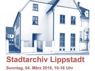 Plakat Tag der Archive 2018