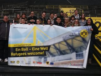 BVB Lernzentrum im Signal Iduna Park in Dortmund. Foto: Stadt