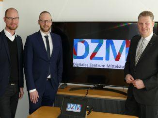 Jörg Blöming zu Gast im DZM