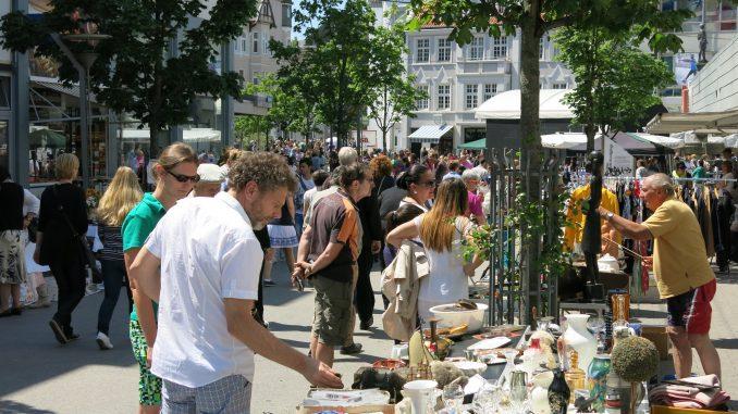Altstadtfest - Flohmarkt