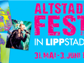 Logo Altstadtfest 2018