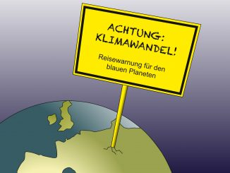 """198184P 326x245 - """"Achtung: Klimawandel! Reisewarnung für den blauen Planeten"""""""
