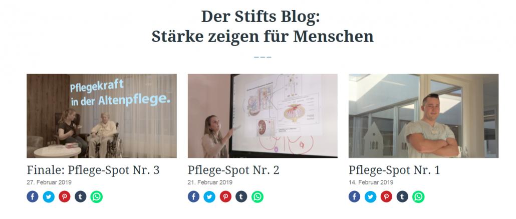 Screenshot St. Johannisstift Paderborn 1030x438 - Neue Pflege-Ausbildung ab 2020 – was verändert sich?