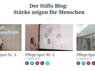 Screenshot St. Johannisstift Paderborn 326x245 - Neue Pflege-Ausbildung ab 2020 – was verändert sich?