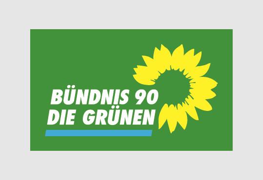 csm 00Galerie Gruene Logo 4c aufTransparent hellesBlau aufGruen dc66a94423 - Grüne kritisieren negative Klima- und Ökobilanz bei der Umgestaltung des Theodor-Heuss-Parks