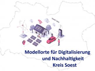 """Projektlogo """"Modellorte für Digitalisierung und Nachhaltigkeit"""" 326x245 - Experten unterstützen lokale Ideen"""