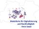 """Projektlogo """"Modellorte für Digitalisierung und Nachhaltigkeit"""" 80x60 - Coronaausbruch beim Schlachtbetrieb Tönnies"""
