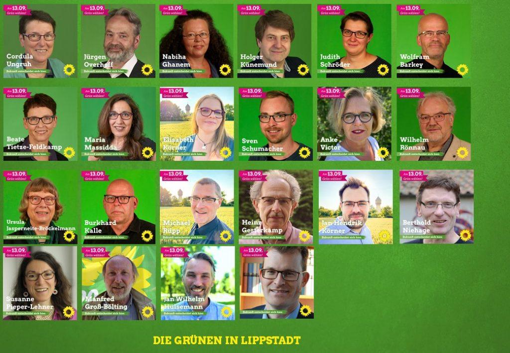 59555 Kandidaten 1024x709 - Die Grünen in Lippstadt